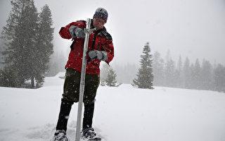 雨季结束积雪仅达6成 加州面临干旱年