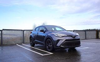 車評:黑夜暗影 2021 Toyota C-HR Nightshade Edition