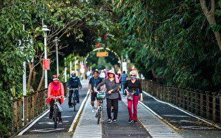 嘉义市环市自行车道串起嘉义之美 饱览自然