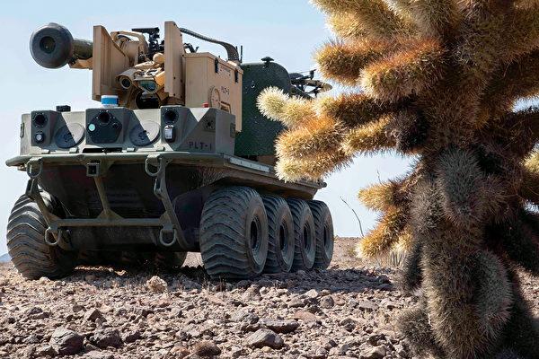 美军为可能与中共发生全球地面冲突做准备