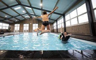 15名兒童患病後對Upper Hutt游泳池進行調查