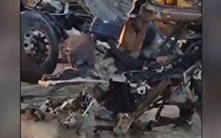 江蘇鹽城市發生重大車禍 至少11死19傷