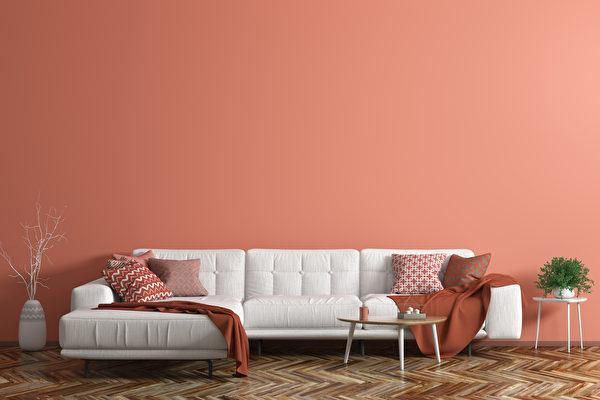 室内设计也流行单色配色 创造趣味与空间感
