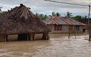 印尼發生洪水和山體滑坡 至少71人喪生