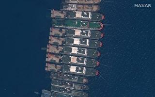 中国船只集结惹恼菲律宾 中共大使罕见被召见