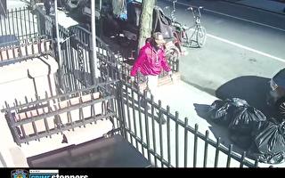 曼哈顿男子袭击73岁长者 纽约警方吁民提供线索