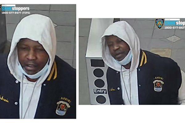 男子在曼哈頓搶劫銀行  三天索要五筆錢