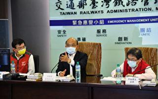 台铁总体检报告建议144项  政院:交通部已完成109项