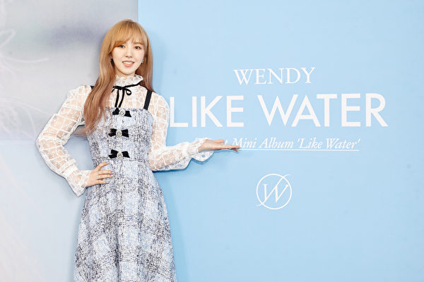 Wendy盼以歌聲傳遞感動與慰藉 感謝瑟琪送暖