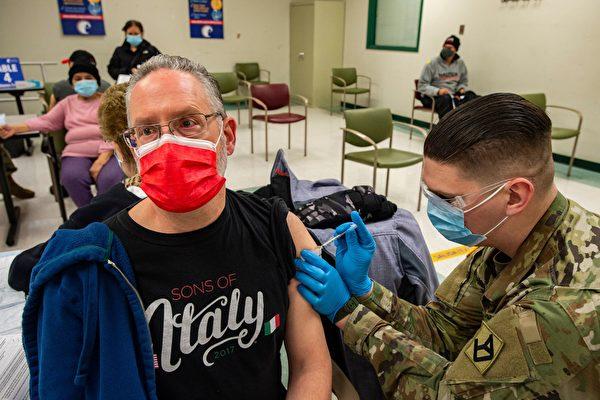 CDC报告:麻州74%确诊病例为完全接种者