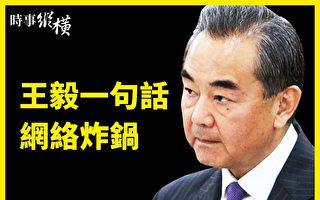 【时事纵横】武汉陵园挤爆 王毅一句话网络炸锅