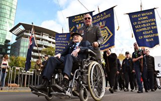 墨爾本澳紐軍團日遊行人數設限 報名已開始