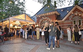中央公園地標餐廳綠苑酒廊 4月29日重新開放