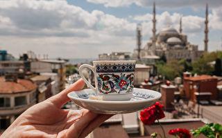 台灣媳婦情定土耳其 (2) ~最古老的咖啡煮法