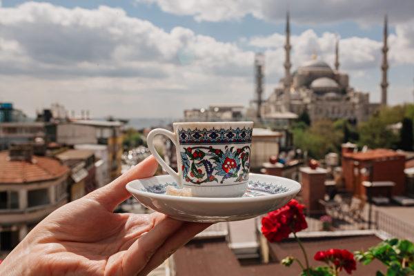 台湾媳妇情定土耳其 (2) ~最古老的咖啡煮法