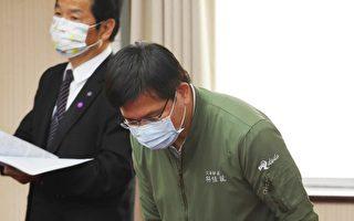 林佳龍赴立院報告太魯閣事故 再次哽咽致歉