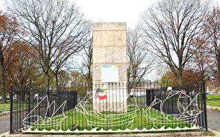 费城保留哥伦布雕像