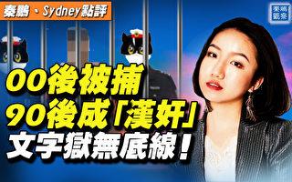 【秦鵬直播】文字獄無底線:女記者成「漢奸」