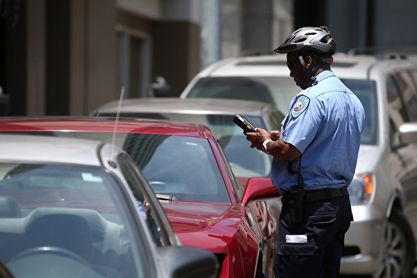 """进入4月 南加多地将恢复""""违规停车""""执法"""