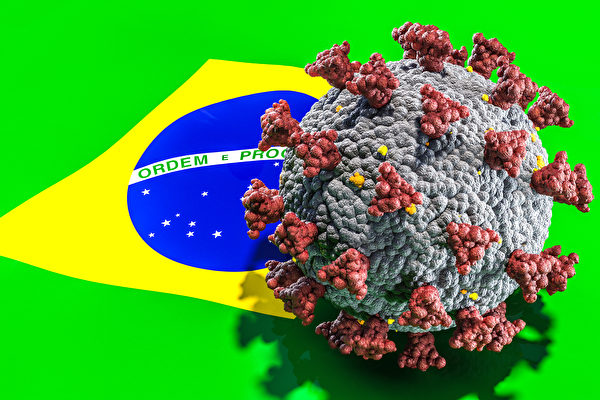 【疫情4.14】研究:巴西变种或生更危险突变