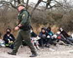 美南部邊境3月份逮捕17.2萬非法移民