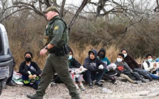 美南部边境3月份逮捕17.2万非法移民