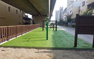 活化空间 员林南方桥运动长廊启用
