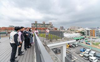 平镇区第一市民活动中心 创造可及性高空间