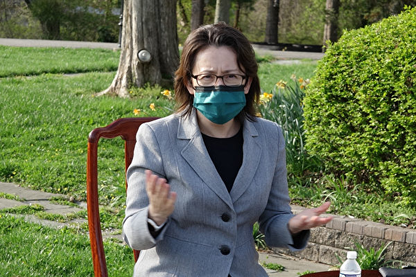 萧美琴投书美媒 吁台湾参与WHA共抗疫情