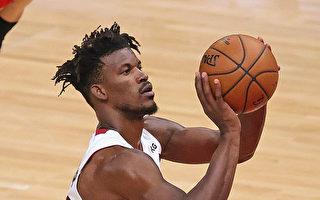 NBA双星缺阵 巴特勒率热火炙烧湖人