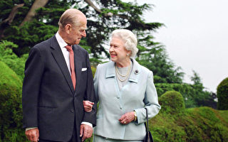 英國菲利普親王去世 與女王恩愛73年