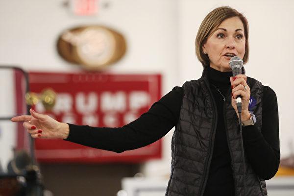 拒收儿童移民 爱荷华州长吁拜登解决边境危机