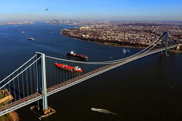 11日起 纽约市多座桥梁隧道收费正式涨价