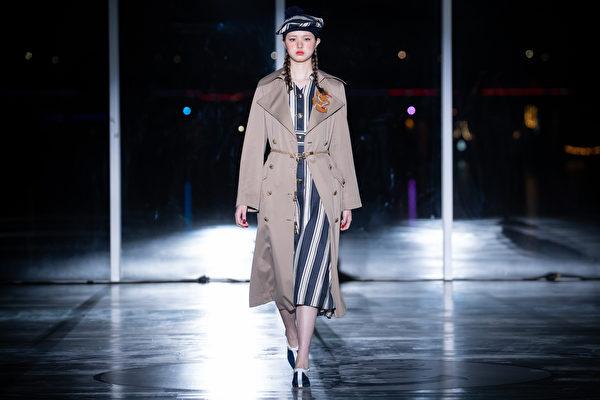 2021春夏风衣时尚 6大色彩新潮有型