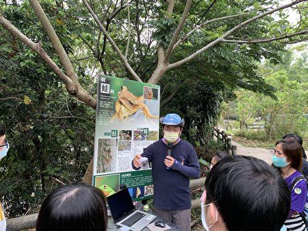 活动提供8场生态教育导览。