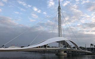 高雄大港桥空转9月无船通行 港务公司:净化水质