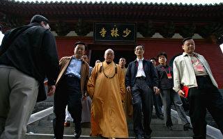 中共发展佛教外交 学者揭背后意图