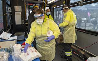 4月11日 安省再添4,000多例 ICU患者爆满