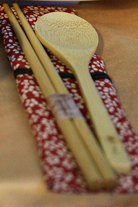 享桂竹笋美食附赠泰安特色竹餐具