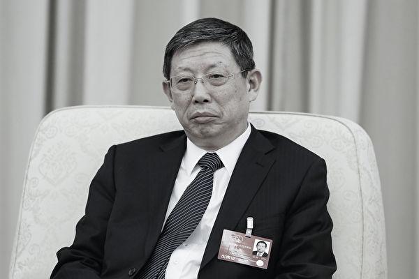 江泽民长子亲信、前上海市长杨雄凌晨猝死