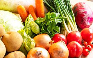 几乎所有的植物性食物和部分海鲜,都不含任何胆固醇。(Shutterstock)