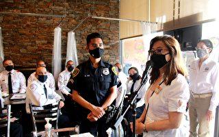 HPD警察學員 中國城多元文化之旅
