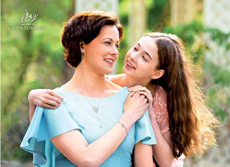 母親節好禮「神韻小商品」系列首飾