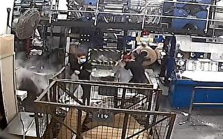 香港大紀元印刷廠遭襲 美多位國會議員譴責