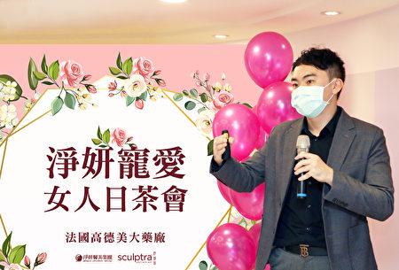 净妍医美蔡坤原医师说,想要看起来年轻,最重要的关键就是胶原蛋白。