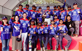 印度百年企業 支持中正大學發展板球運動