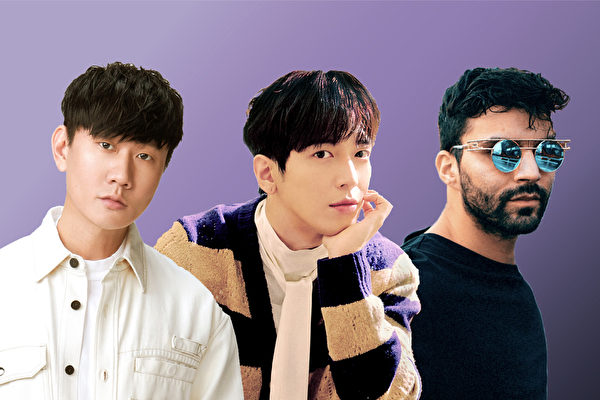 郑容和正式进军华语乐坛 重制与林俊杰合作曲