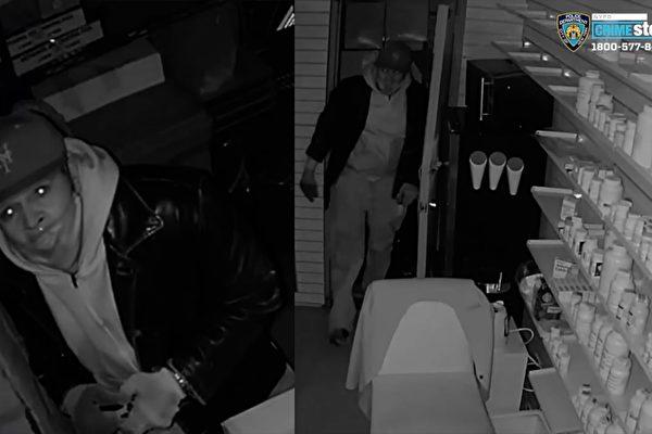 嫌犯在法拉盛涉兩宗入室盜竊案  遭通緝