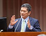 中共打压港媒体 台文化部长:文化暴政不会长久