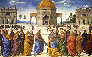 佩鲁吉诺Perugino——拉斐尔的大师(上)